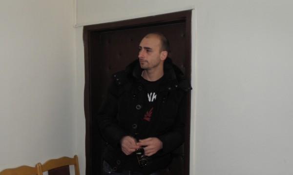 Братът на Бербатов арестуван заедно с новото му гадже