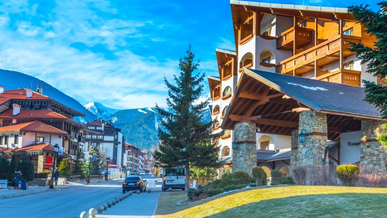 """Банско с пореден """"Оскар"""" за водещ ски курорт на България"""