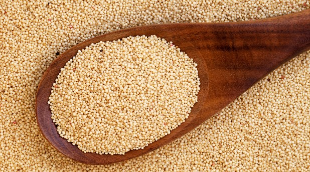 Амарантът е растение с висока хранителна стойност