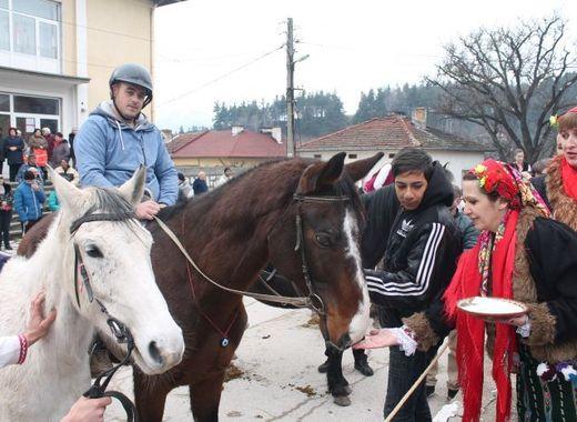Чужденци идват да снимат кушиите в село Бачево