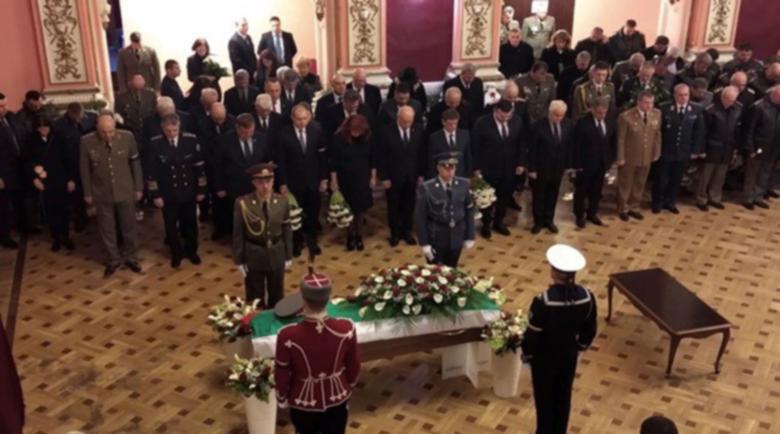 На сбогуване с неврокопчанина Андрей Боцев: Генерале, служихме ти честно!