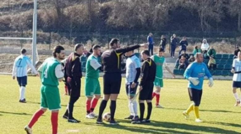 Футболното дерби на община Благоевград не излъчи победител