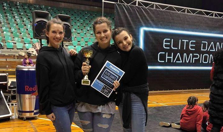 Студенти от ЮЗУ с четири награди от национален фестивал за хореография