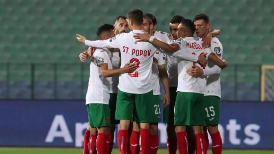 България с приемлив жребий за Лигата на нациите