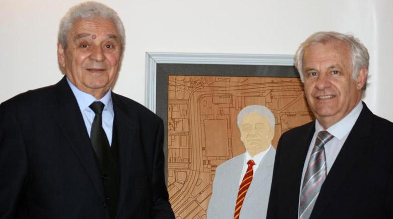 Причкапов отбеляза 80-годишен юбилей сред скъпи гости и приятели