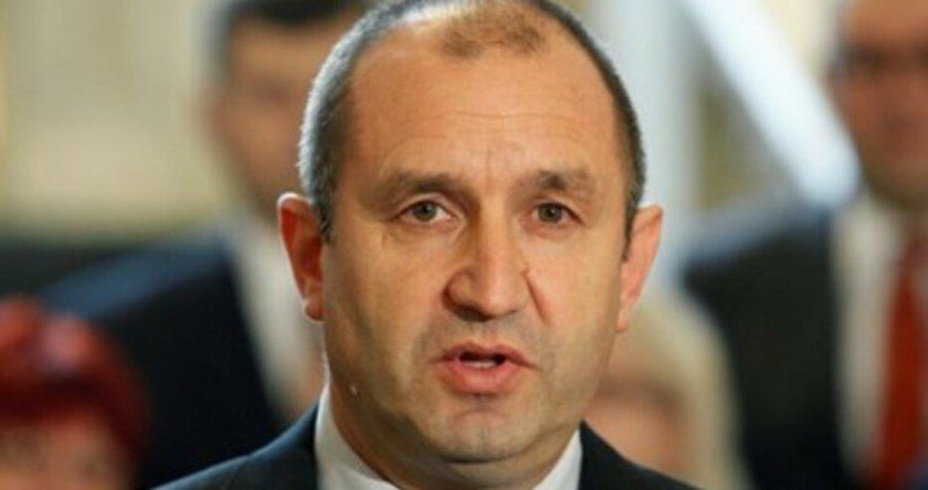 Радев ще свика Народното събрание съгласно предвидения в Конституцията срок