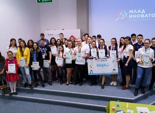 Ученици от Сандански спечелиха от 500 до 5000 лева с интересни проекти