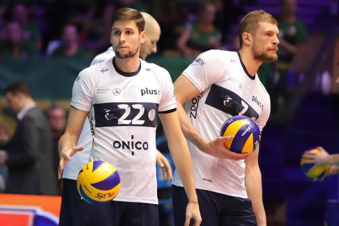 Волейболист на Пирин (Рз) пише история в Полша