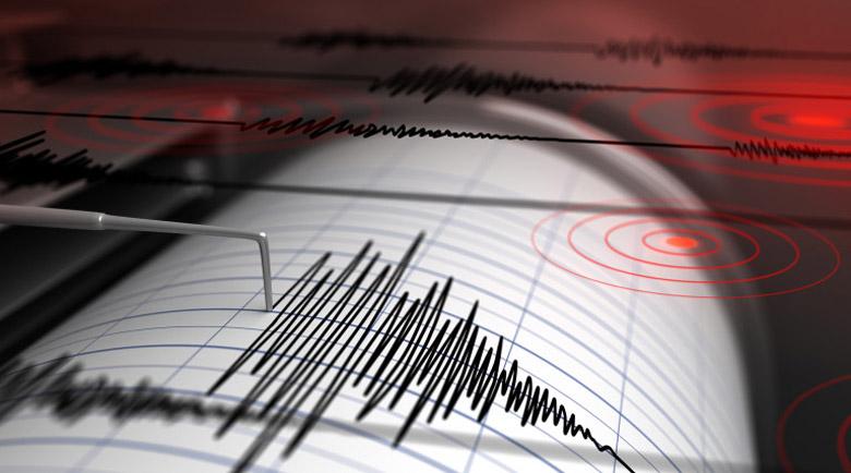 Земетресение край остров Крит