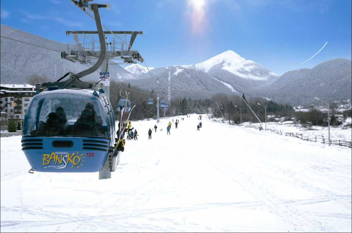 Решено! Затварят ски-зона Банско, двама английски граждани с коронавирус в курорта