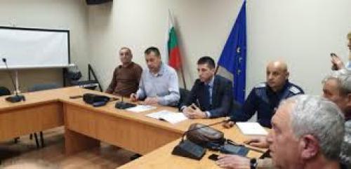 Полиция затвори нощните клубове и заведения в Благоевград
