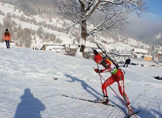 Биатлонист от Банско представи достойно България в Австрия