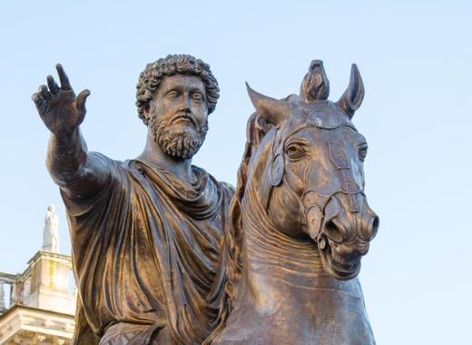 Никога няма да ни се случи нещо, което не можем да понесем – Марк Аврелий