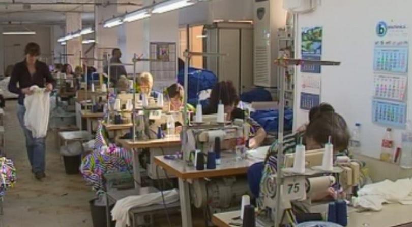 Гръцките шивашки цехове в Сандански продължават да работят и в извънредното положение