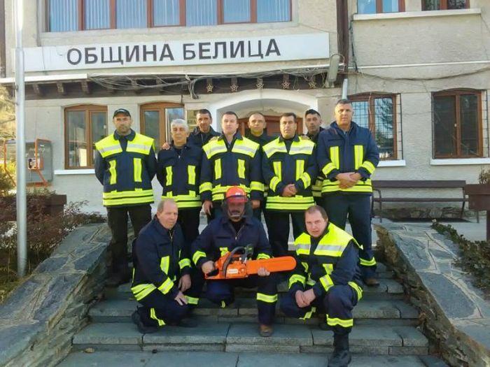 Останете си в къщи, призовават в община Белица