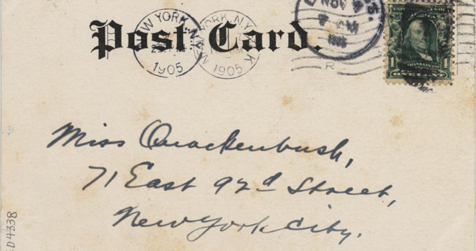 25 март – Ден на пощенската картичка
