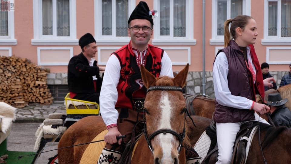 В разложкото село Бачево спазиха традицията на Конския Великден