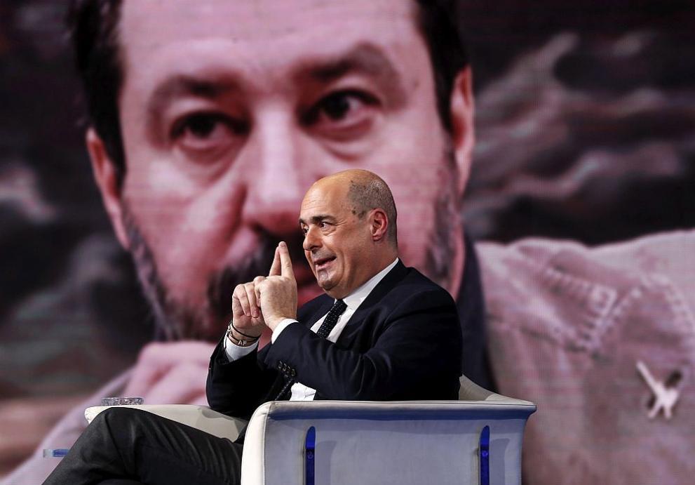 Лидерът на италианска управляваща партия е заразен с новия коронавирус