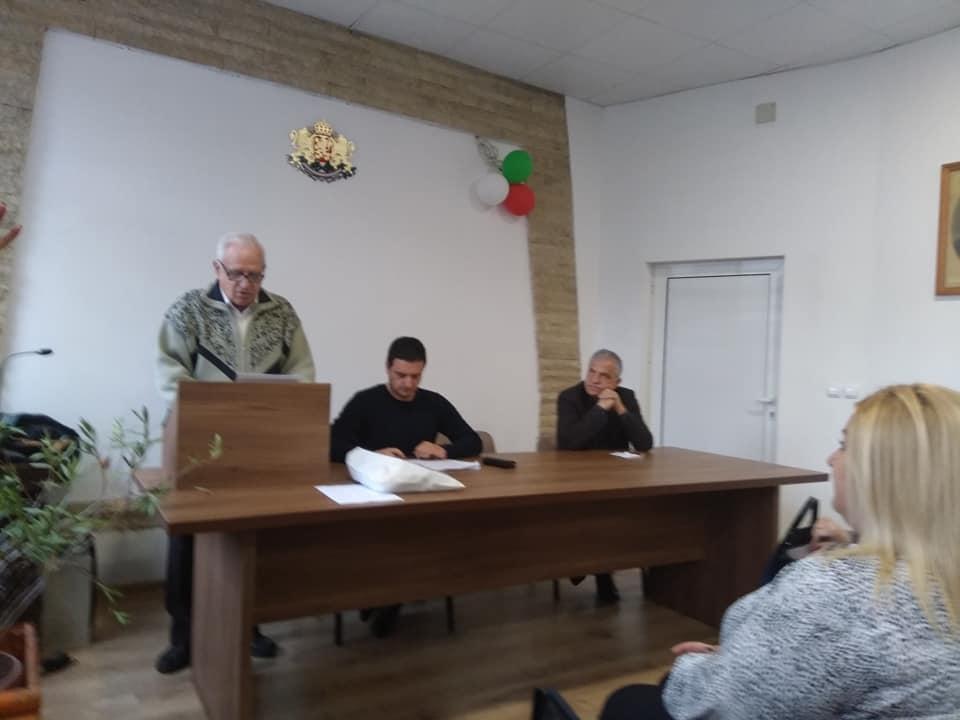 Христо Дунгьов преизбран за лидер на БСП в Белица