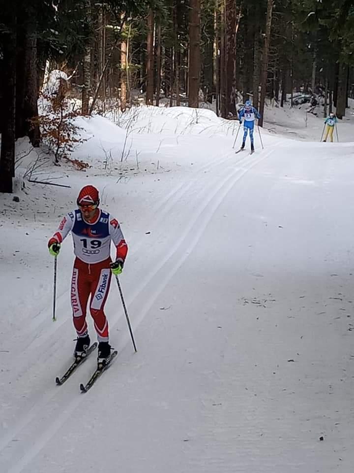 Ски бегачът от Банско Тодор Малчов с достойно представяне в чужбина