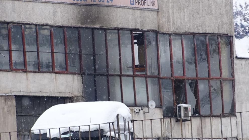 Горя цех за дограма в Благоевград