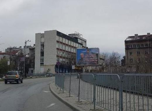 Дупница осъмна с билбордове на Мутафчийски