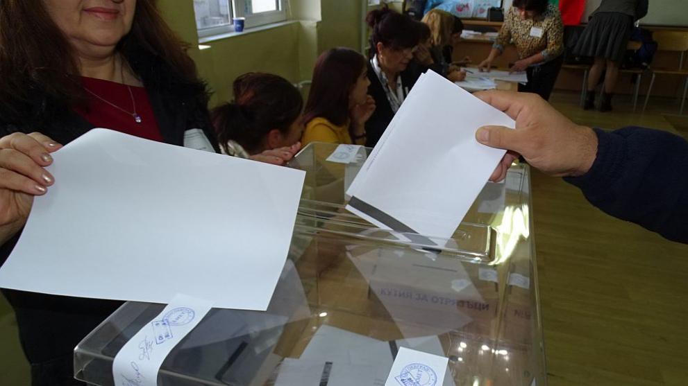 Мажоритарно гласуване ще има от следващите редовни избори