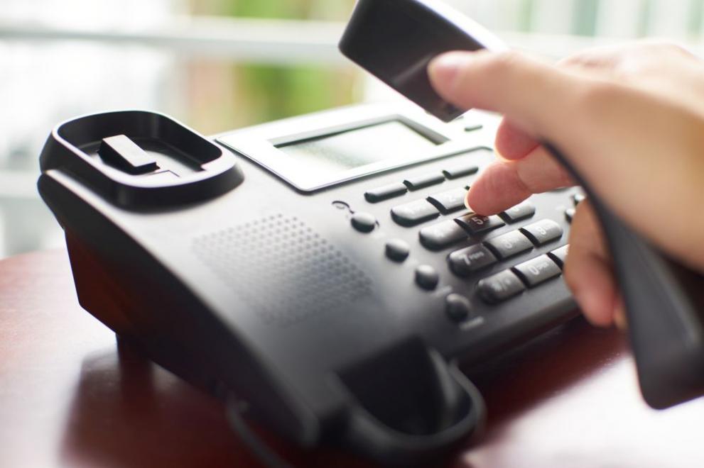 Съдът в Кюстендил остави в ареста мъж, обвинен за телефонни измами в размер на 13 650 лв.