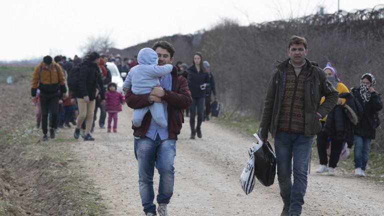 От ООН призовават Гърция да интегрира бежанците