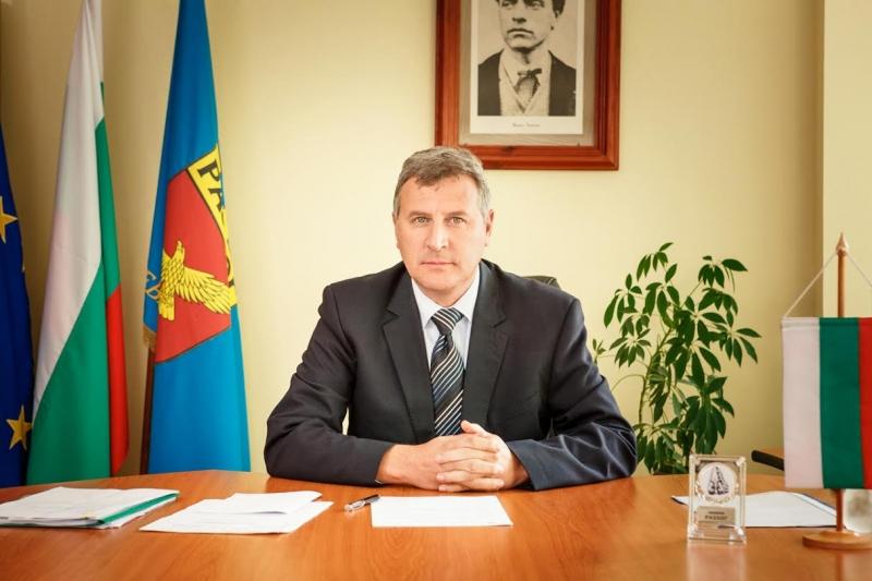 Кметът на Разлог инж.Красимир Герчев днес празнува рожден ден