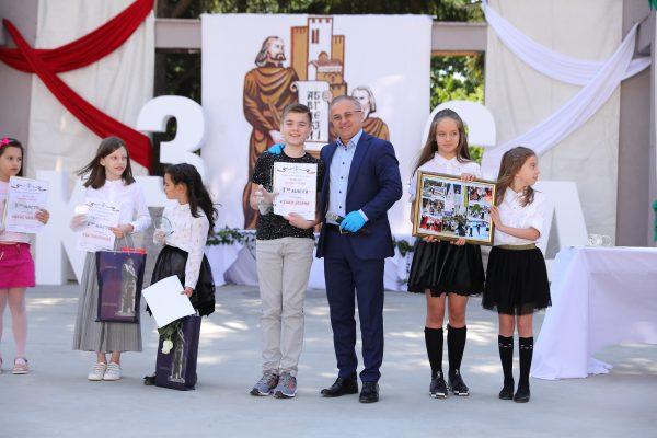 Община Сандански отбеляза 24 май