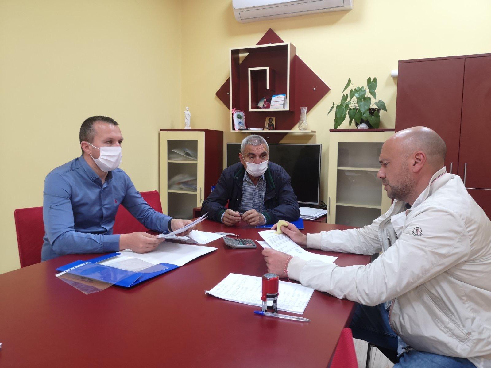 Благодарение на кмета Радослав Ревански , Белица придобива нов облик