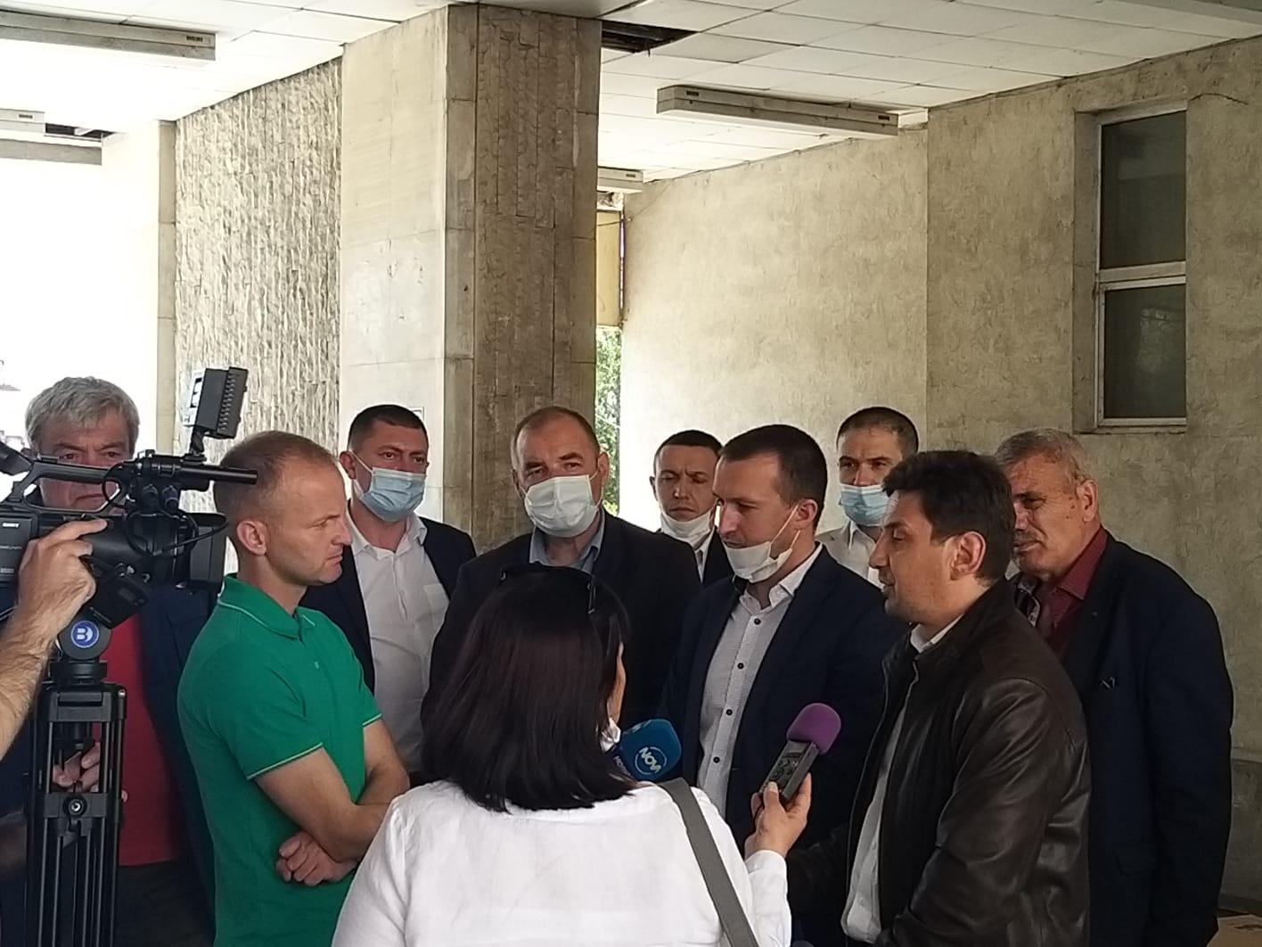 Нова лаборатория за ПСР тестове в Благоевград, благодарение на Делян Пеевски