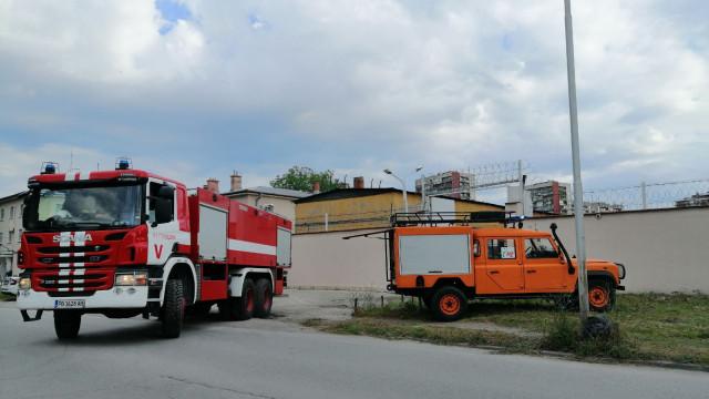 ИЗВЪНРЕДНО! Пламна затворът в Пловдив