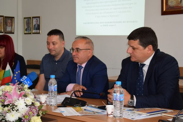 Община Сандански реализира първия в България проект за изграждане на компостираща инсталация