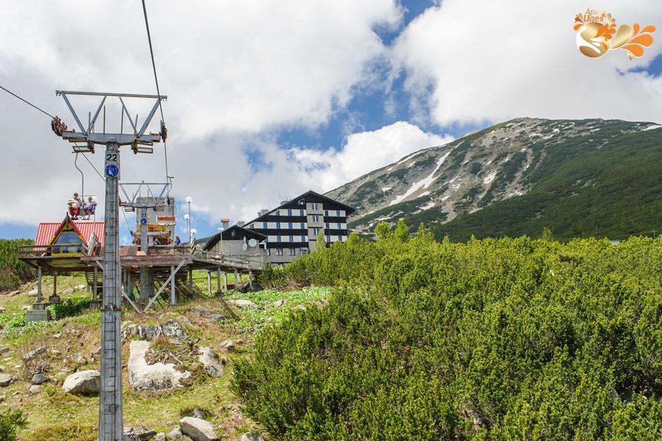 Седалковият лифт от хижа Гоце Делчев до хижа Безбог отваря на 20 юни!
