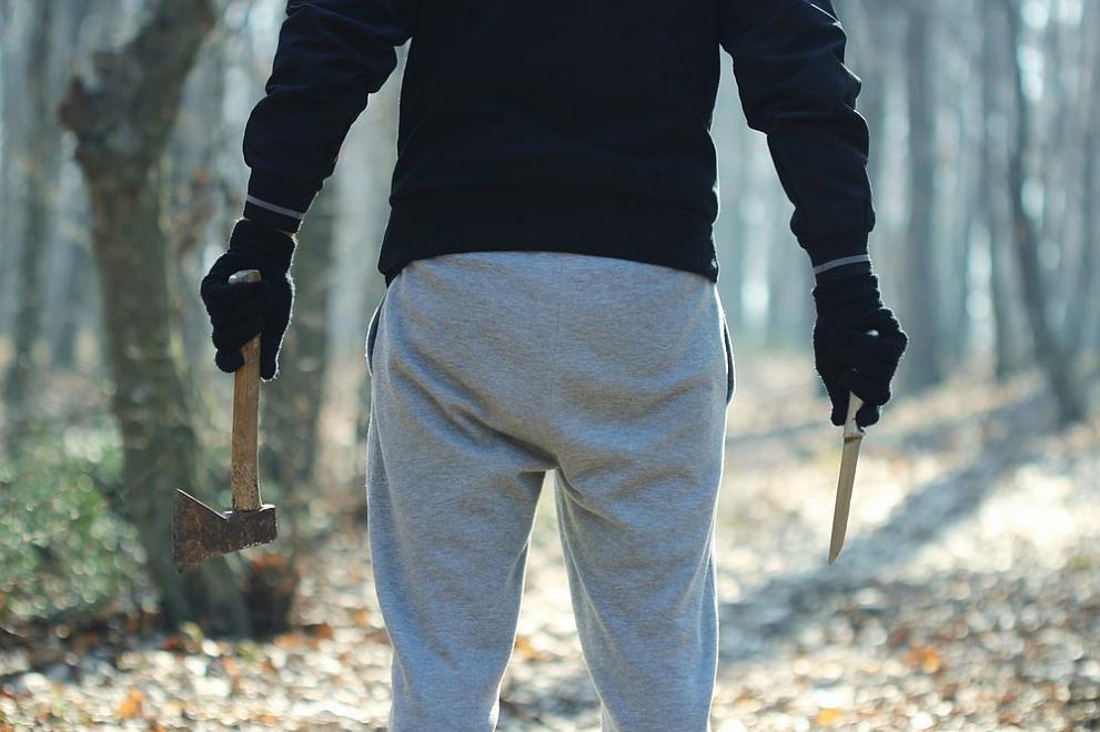 Роми нападнаха полицаи с ножове, брадви и метални прътове в Кюстендил