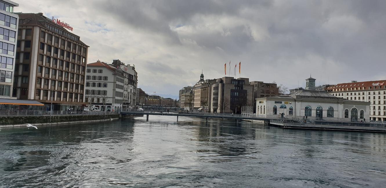 Швейцарският град Женева се опитва да привлече туристи, като им плаща 100 швейцарски франка