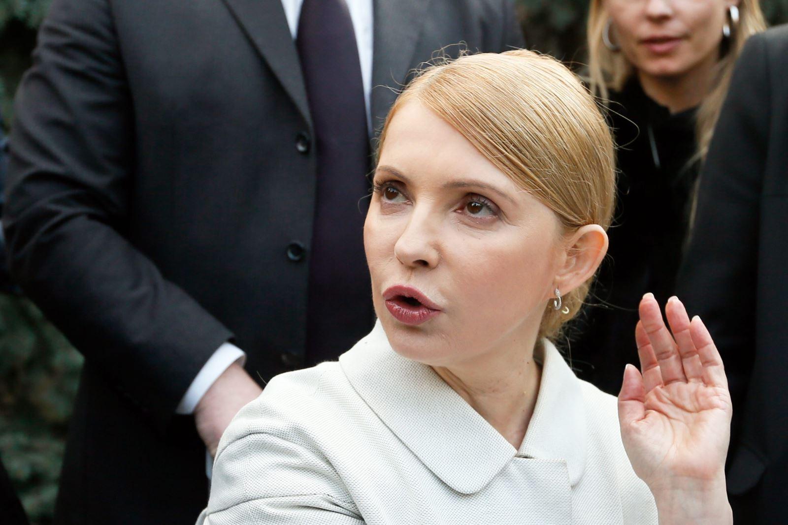 Юлия Тимошенко е в тежко състояние заради коронавирус