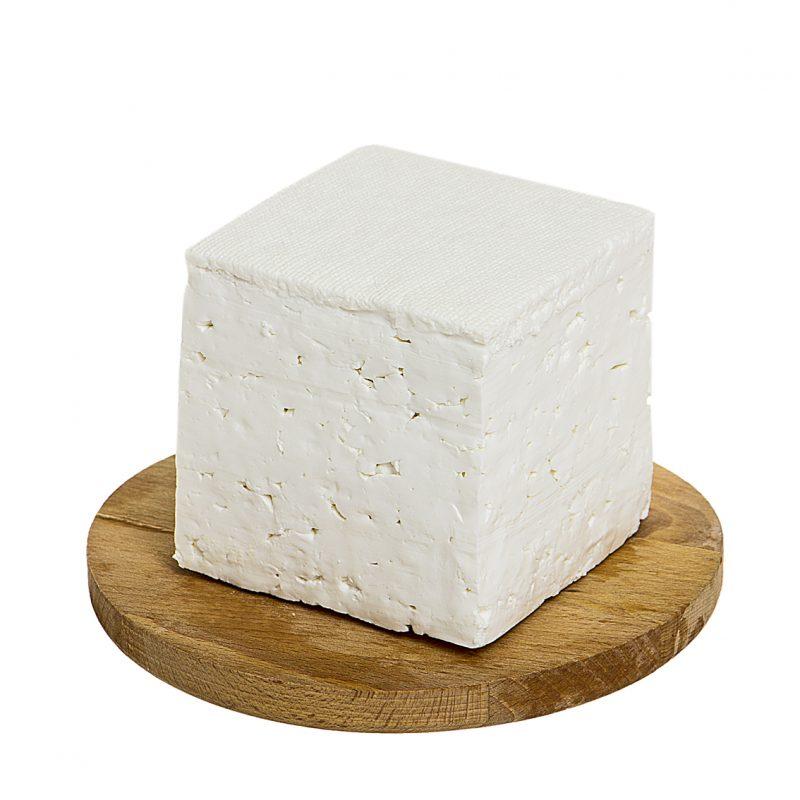 Водата измести палмовата мазнина в сиренето