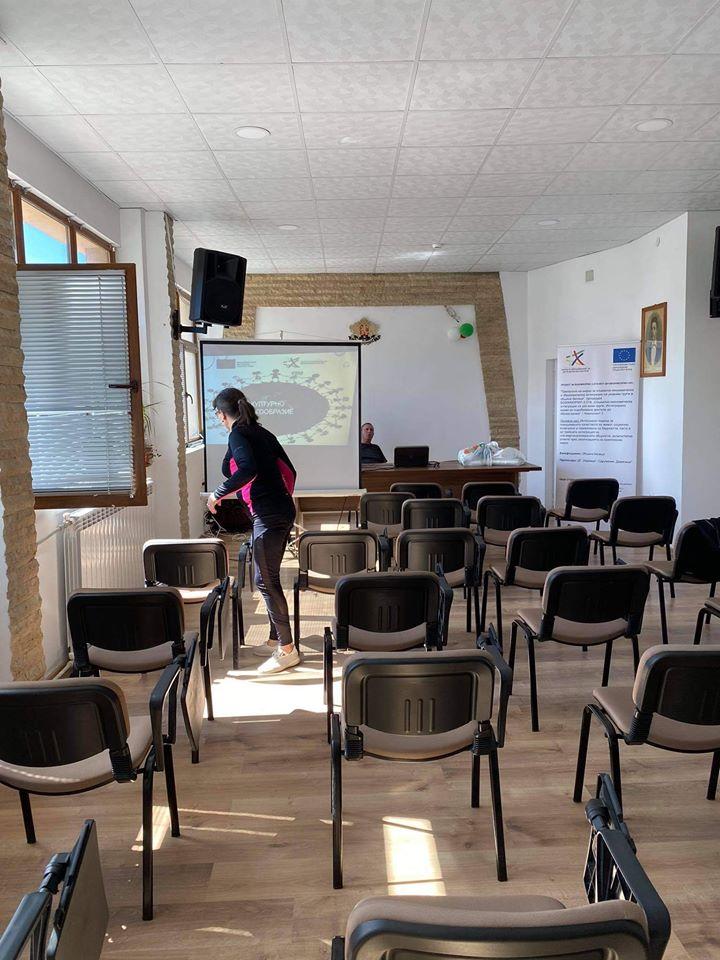 Обучителен семинар в Белица
