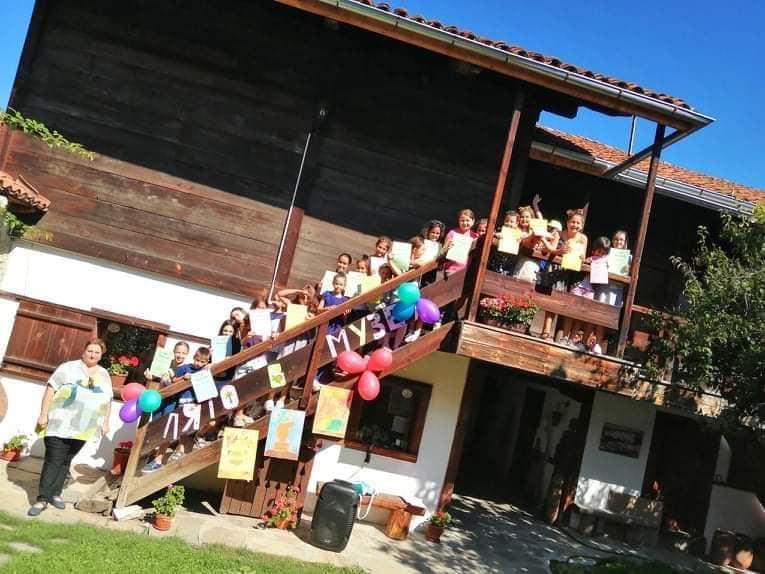 Днес официално приключиха вълнуващите летни занимания за деца в Исторически музей – Разлог