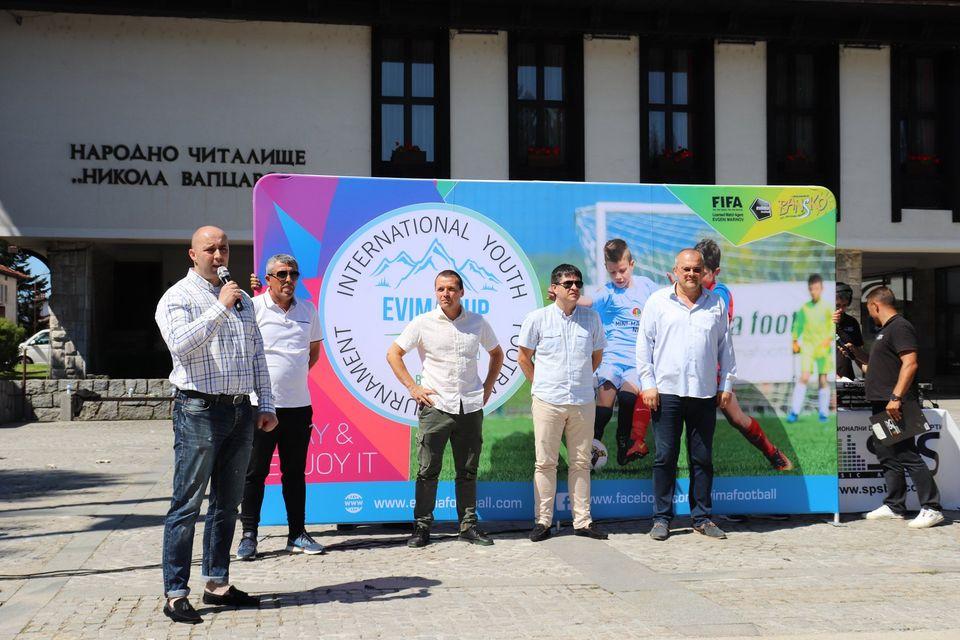"""За поредна година в Банско се проведе най-силния детски футболен турнир в България – """"Евима къп – 2020"""""""