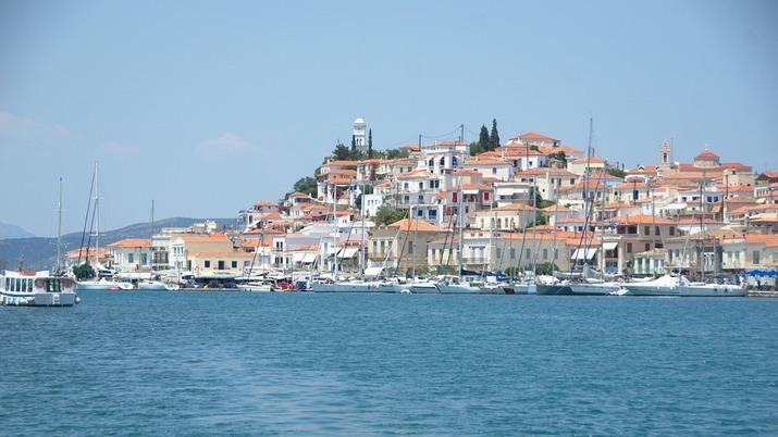 B Гърция поставиха под карантина остров Порос