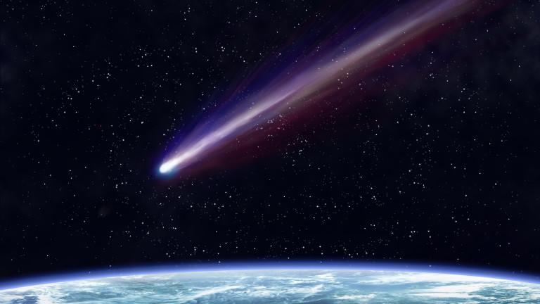 Астероид премина в близост до Земята