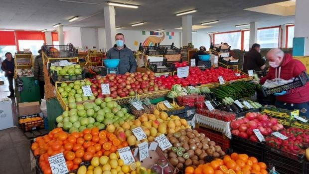 Поскъпнаха някои плодове и зеленчуци