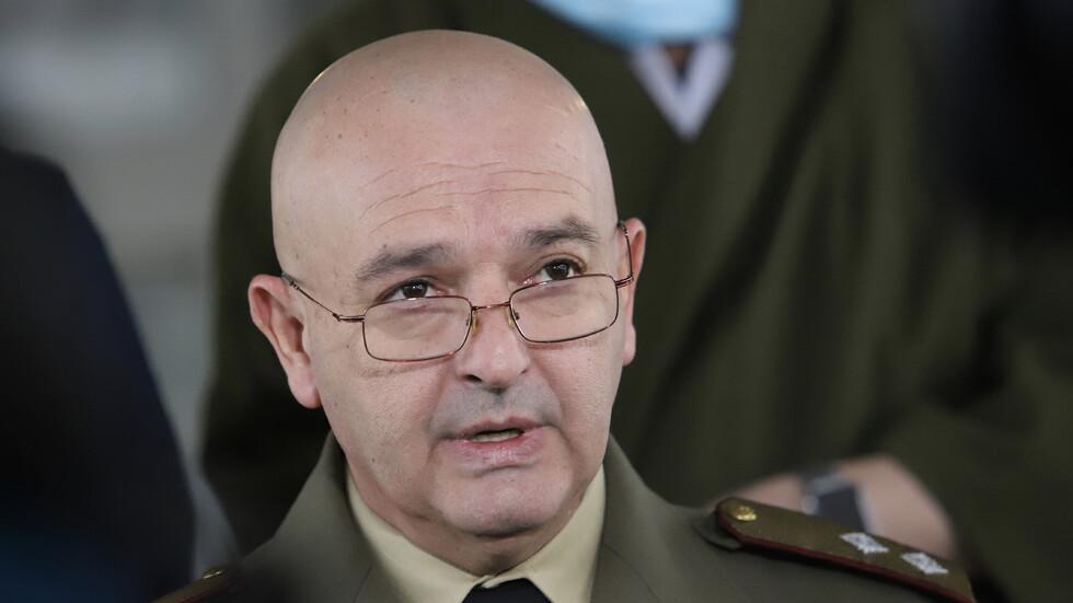 Генерал-майор проф. д-р Венцислав Мутафчийски днес става на 56 години