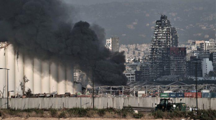 Българка за ужаса в Бейрут: Разрушенията са огромни