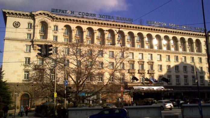 """Грък купува бившия хотел """"Шератон"""" в София"""