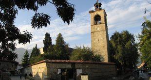 """Храмът """"Св. Троица"""" в Банско става на 185 години"""
